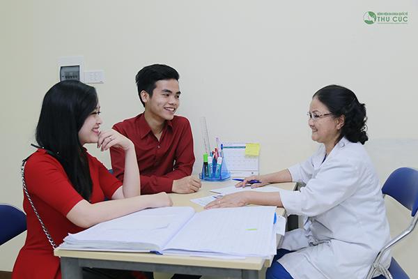 Thu Cúc cung cấp dịch vụ gói khám sức khỏe tiền hôn nhân chuyên nghiệp