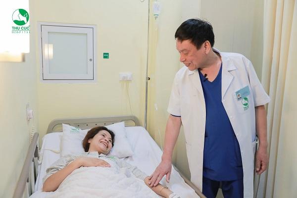 Thăm khám bác sĩ ngay khi cơ thể xuất hiện những dấu hiệu bất thường