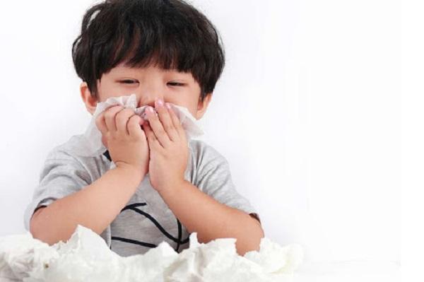 Cúm là loại bệnh truyền nhiễm thường hay gặp ở trẻ