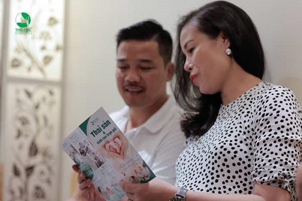 Với dịch vụ thai sản trọn gói tại bệnh viện Thu Cúc, thai kỳ mẹ sẽ được chăm sóc toàn diện