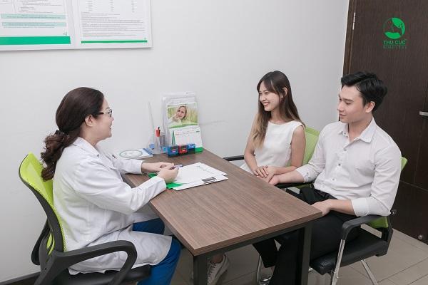 khám sức khỏe tiền hôn nhân ở Thu Cúc