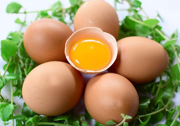Trứng gà giúp mẹ bầu giảm các triệu chứng tiêu chảy