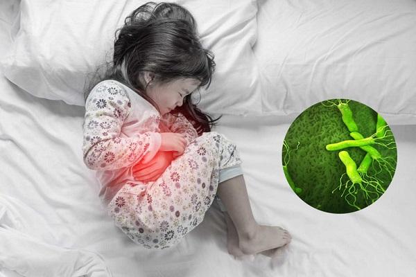 Triệu chứng nhiễm vi khuẩn HP không rõ ràng nên thường khó phát hiện