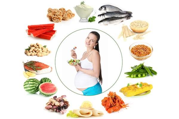 Canxi rất quan trọng đối với bà bầu và sự phát triển của thai nhi.