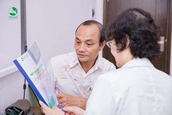 Khám sức khỏe và tầm soát ung thư