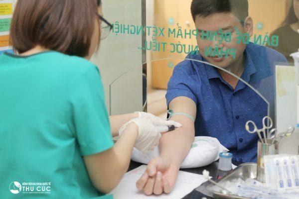 xét nghiệm chỉ số men gan GGT ở đâu tốt