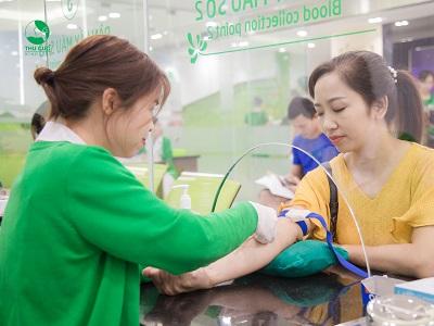 Gói khám – QĐ – Khám sức khỏe cấp thẻ xanh