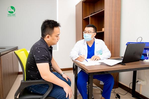 Khám sức khỏe cấp thẻ xanh bệnh viện Thu Cúc