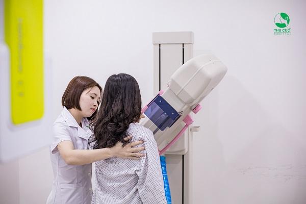 Tầm soát ung thư vú - phụ khoa tại Thu Cúc