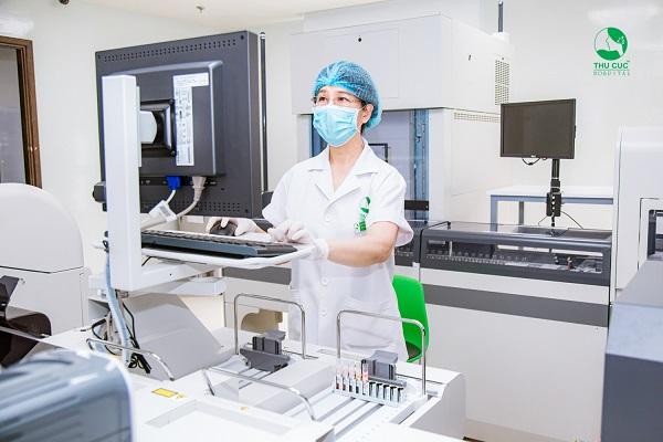 Tầm soát ung thư ở Thu Cúc