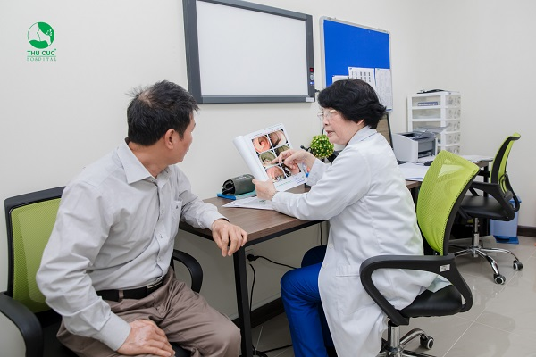 Người cao tuổi là đối tượng có nguy cơ cao mắc viêm đại tràng