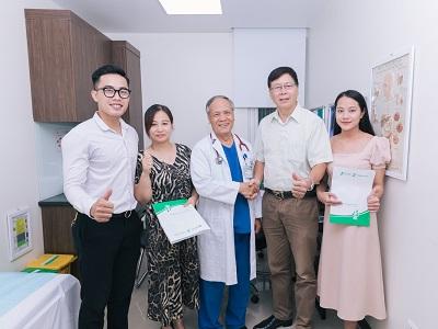 Gói khám – nam/nữ VIP 5 – tầm soát phát hiện sớm ung thư – nâng cao – CS1