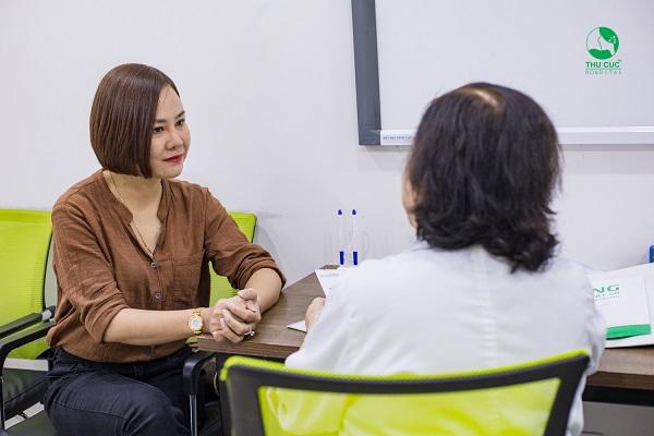 Tầm soát ung thư tại Thu Cúc