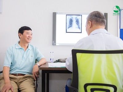 Gói khám – Nam/Nữ – Tầm soát phát hiện sớm ung thư phổi – Không tiêm thuốc cản quang/Có tiêm thuốc cản quang – CS2