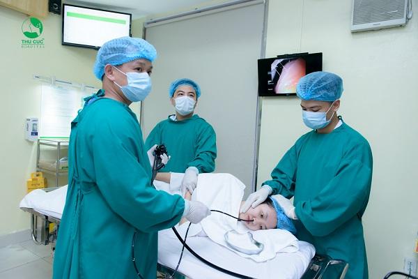 Nội soi dạ dày qua đường mũi là phương pháp nội soi không đau, không khó chịu