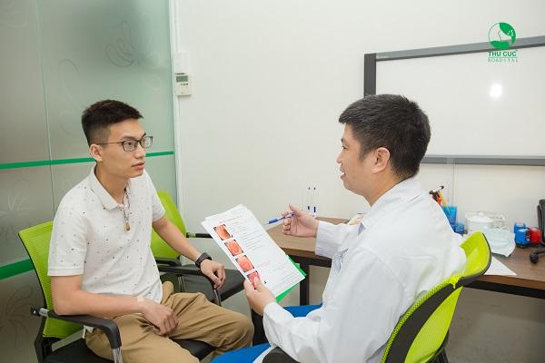 Người bệnh nên đi khám tại các cơ sở y tế uy tín như Bệnh viện Thu Cúc ngay khi có các dấu hiệu bất thường về tiêu hóa