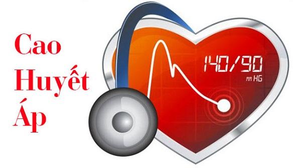 huyết áp cao khi: tử số (huyết áp tâm thu > 140 mmHg) và/hoặc mẫu số (huyết áp tâm trương > 90 mmHg
