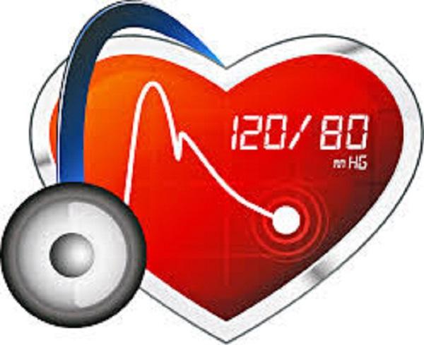 Huyết áp bình thường là khi: tử số (huyết áp tâm thu < 120 mmHg) và mẫu số (huyết áp tâm trương < 80 mmHg)