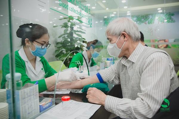 Hệ thống Y tế là đơn vị uy tín thăm khám, xét nghiệm và điều trị các bệnh lý về gan với chuyên gia, bác sĩ giỏi hàng đầu về gan mật được nhiều người bệnh tin tưởng và lựa chọn