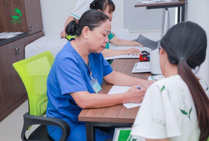 Bệnh viện Đa khoa Quốc tế Thu Cúc địa chỉ uy tín, được hàng ngàn phụ nữ tin tưởng.