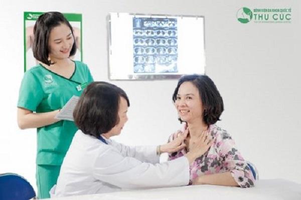 khám bệnh tuyến giáp tại Hệ thống Y tế Thu Cúc là địa chỉ được nhiều người tin chọn