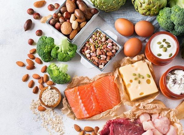 Chế độ dinh dưỡng hợp lý giúp mẹ bầu cung cấp đủ chất cho thai nhi