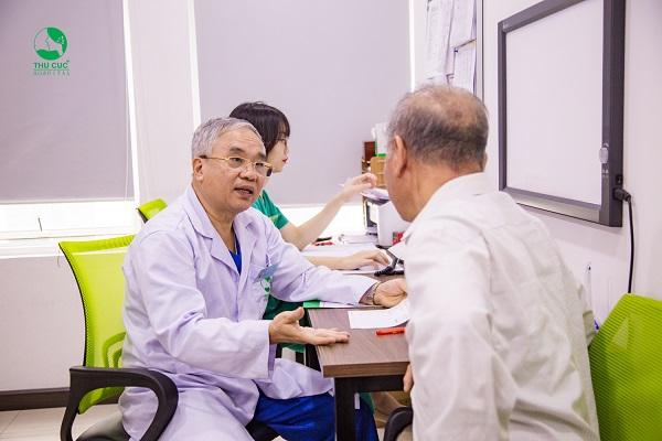 tầm soát ung thư phổi tại thu cúc