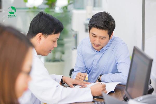 Hệ thống y tế Thu Cúc được đông đảo khách hàng lựa chọn để thăm khám các bệnh lý tiêu hóa