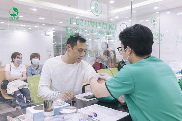 Hệ thống Y tế Thu Cúc là địa chỉ uy tín để xét nghiệm và điều trị viêm gan virus B được nhiều người tin chọn.