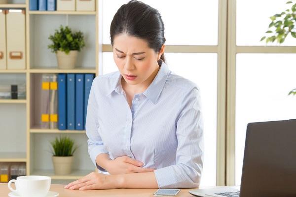 Đau thượng vị là đau vùng bụng trên rốn