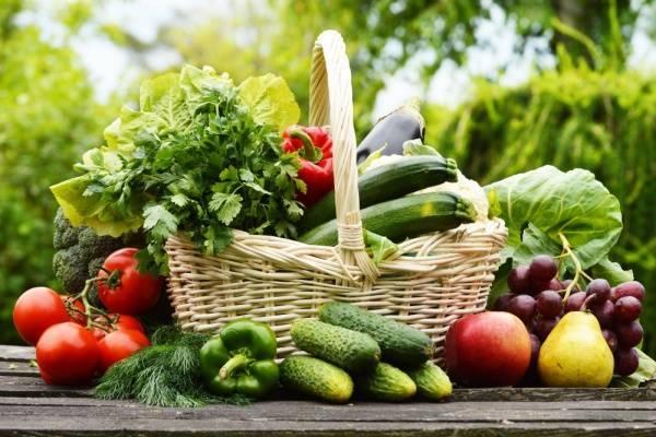 Chế độ ăn thiếu rau xanh là một trong những nguyên nhân gây nên bệnh trĩ