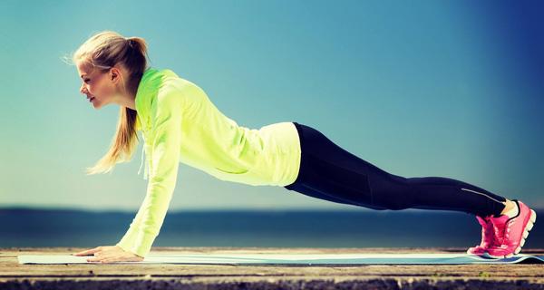 Tập thể dục thường xuyên giúp nâng cao sức khỏe ngăn ngừa u nang buồng trứng