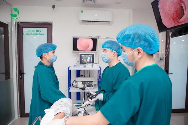 Nội soi là phương pháp hiệu quả để xác định nguyên nhân xuất huyết tiêu hóa