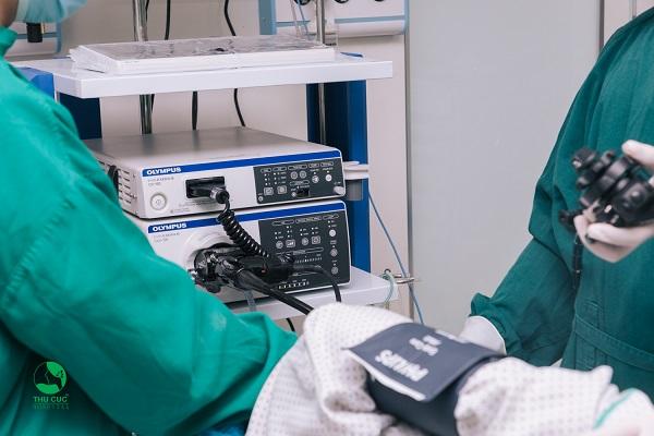 Nội soi dạ dày - đại tràng với công nghệ NBI 5P được đông đảo người bệnh tin chọn