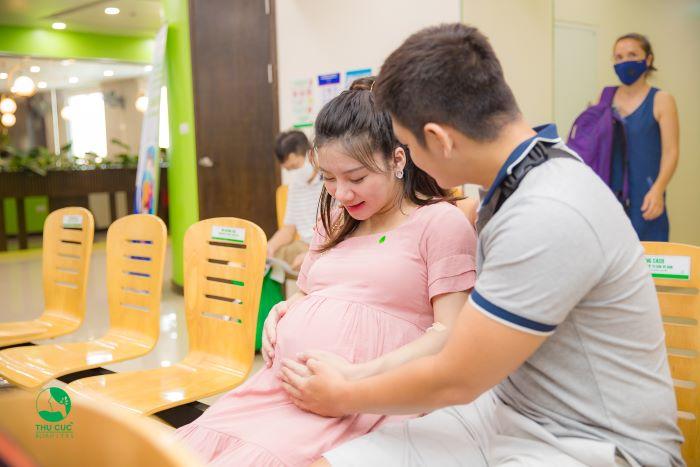 Quan hệ khi mang thai giúp mẹ giải tỏa căng thẳng, duy trì hạnh phúc hôn nhân.