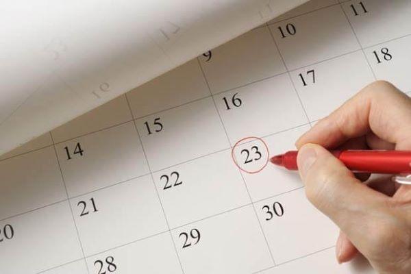 Máu báo thai sẽ xuất hiện sau 7 - 10 ngày kể từ lần quan hệ khiến trứng gặp được tinh trùng.