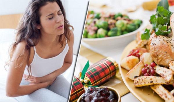 Ngộ độc thực phẩm gây ra bởi việc tiêu thụ các thực phẩm ô nhiễm