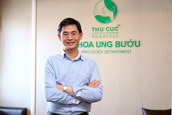 Bác sĩ Zee Ying Kiat là chuyên gia về ung thư thực quản