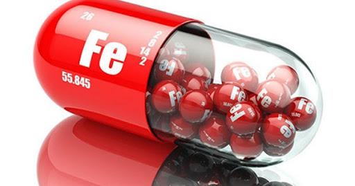 Thiếu máu hồng cầu nhỏ có thể do thiếu sắt