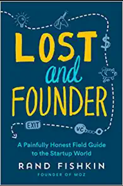 Lost and founder by Rand Fishkin SaaS metrics