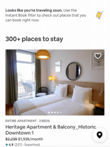 Airbnb great human-centered design