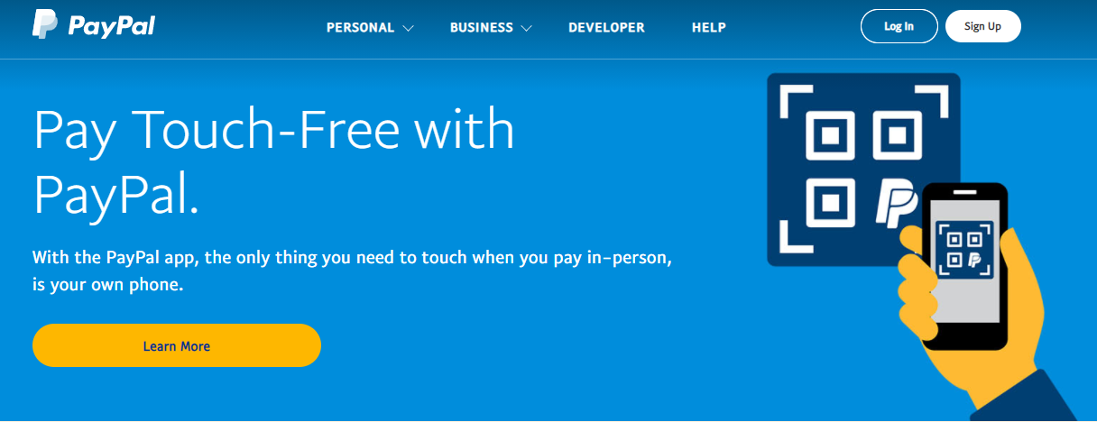 Types of SaaS software: Payment gateways, PayPal