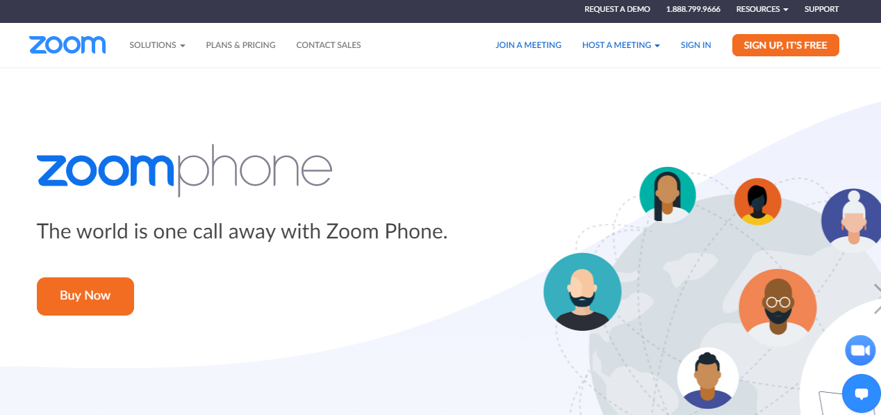 Product-led growth examples: Zoom