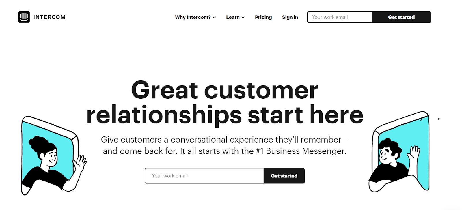 example of symmetrical balance in web design