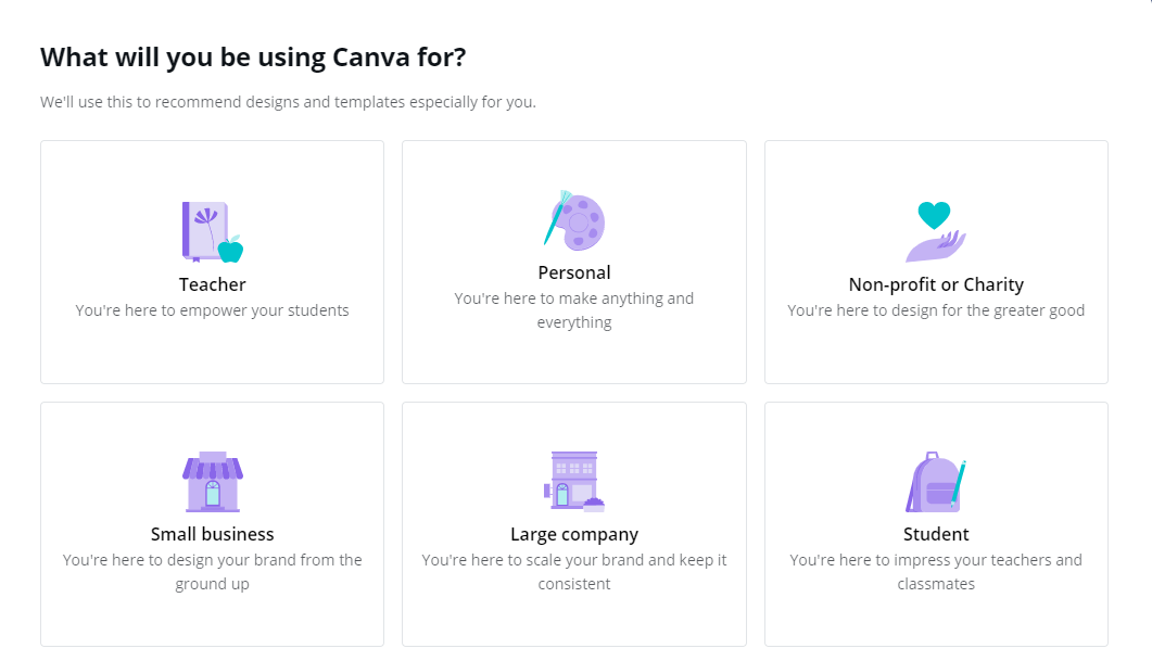 canva and user experience personalization