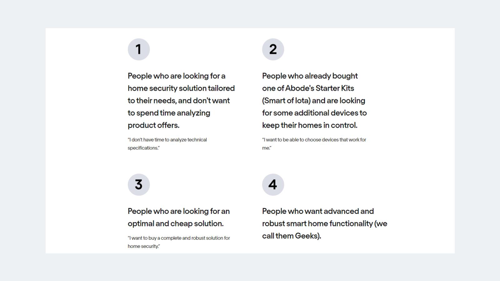 How to create personas UXUX design