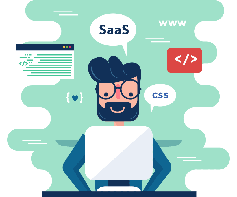 SaaS Application Development Services