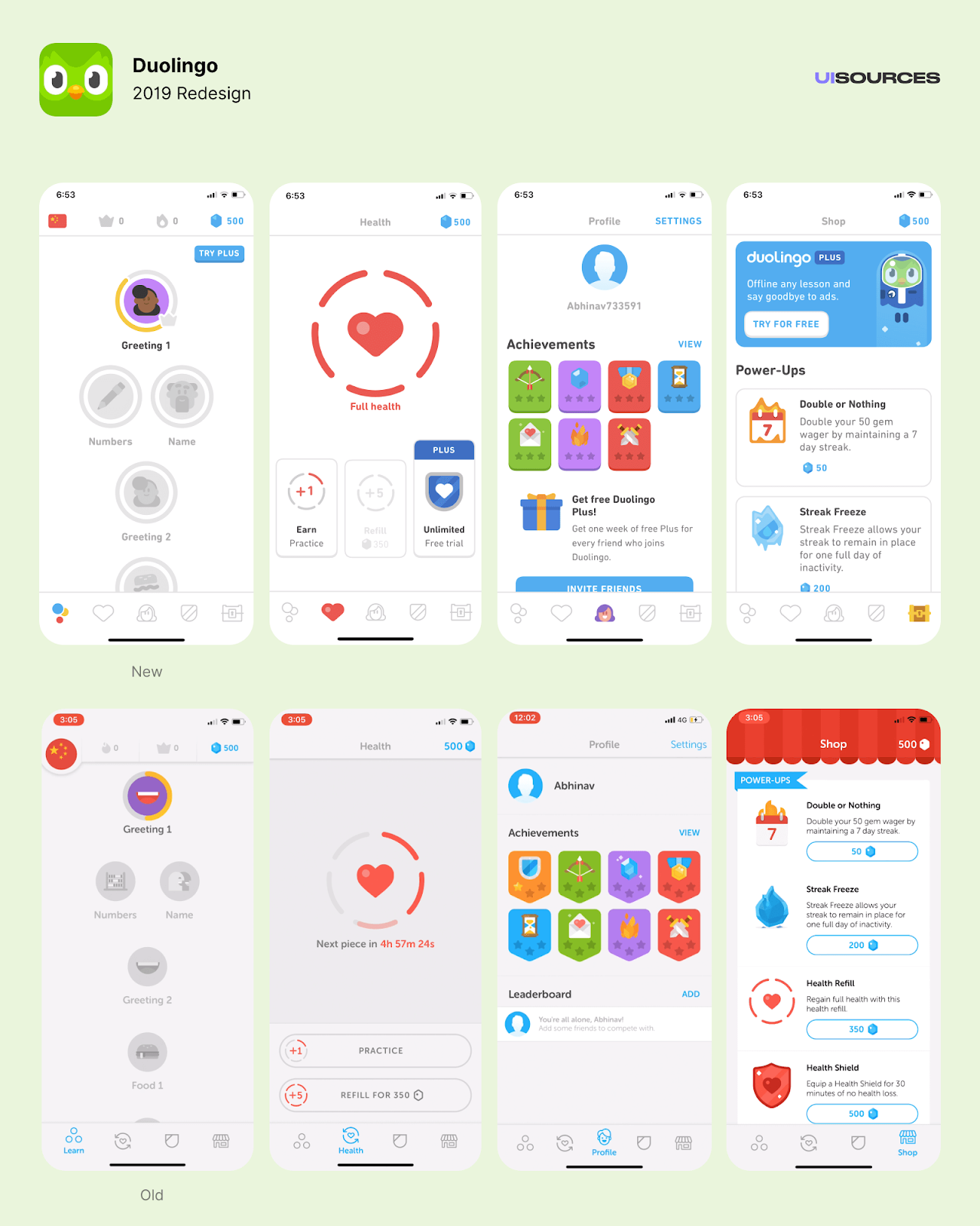 SaaS human-centered design of Duolingo