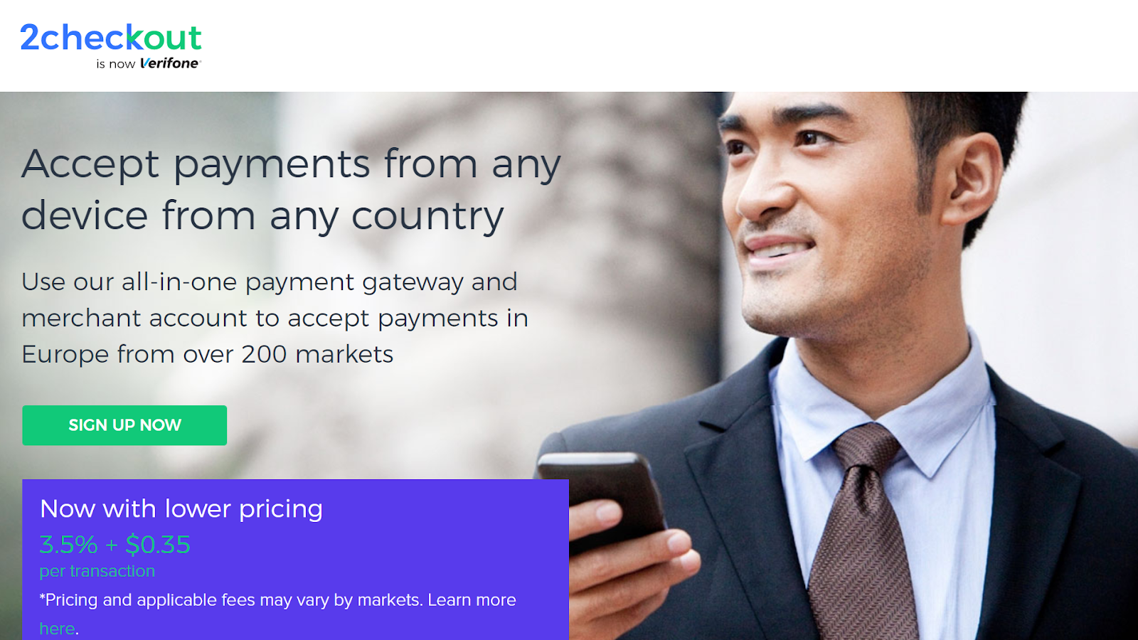 2Checkout recurring payments