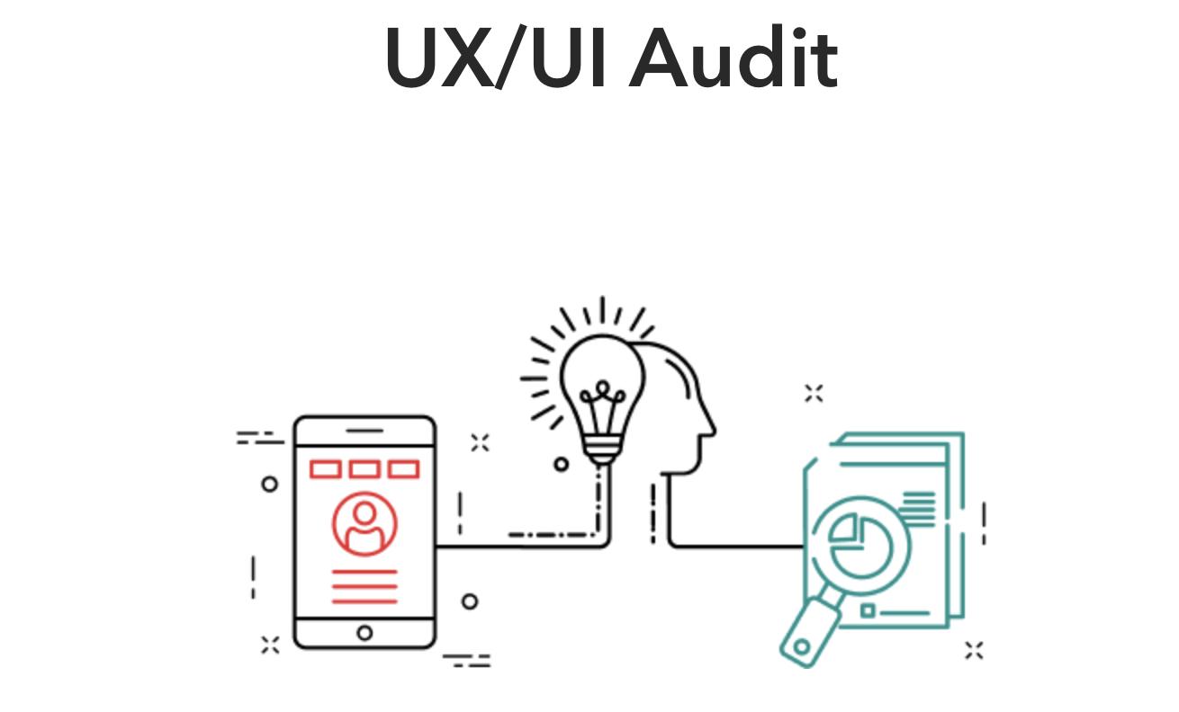 UX/UI audit image